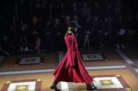 Lanvin AW15, Dazed runway, Womenswear, Paris 4
