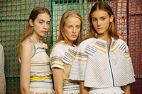 Peter Pilotto Backstage SS16 5