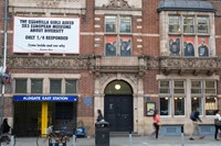 Whitechapel Gallery Guerrilla Girls Commission Is 5