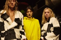 Marques Almeida AW17 womenswear london lfw dazed 9