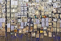 Liu - Bolin - Hiding in the City - Info Wall 0