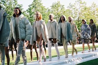 Yeezy Season 4 Show New York Womenswear SS17 Dazed 14