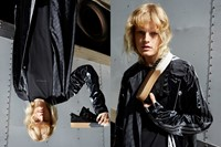 Hanne Gaby Odiele for adidas Originals by Alexander Wang 8