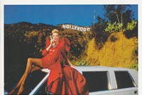 BRIGITTE NIELSEN HOLLYWOOD