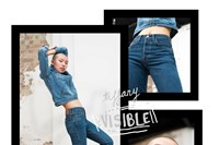 Tiffany gal-dem Levi's Dazed