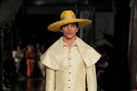 Palomo Spain SS19 Wunderkammer Madrid Fashion Week Collectio 14