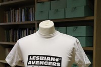 The Lesbian Archive at Glasgow Women's Library 12