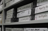 The Lesbian Archive at Glasgow Women's Library 17