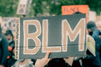 Black Lives Matter protest, London, June 3 24