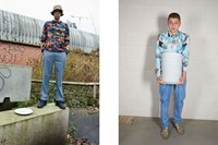 juergen teller palace skateboards blondey mccoy lookbook 7