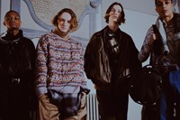Y/Project AW19 show Pitti Uomo menswear backstage 0