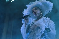 FKA twigs at Alexandra Palace 1