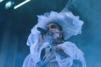 FKA twigs at Alexandra Palace 2