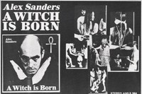 Alex Sanders' A Witch is Born advert 4