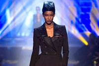 Sessilee Lopez as Grace Jones, Jean Paul Gaultier 8