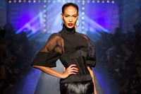 Joan Smalls as Sade, Jean Paul Gaultier Womenswear 4
