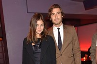 Julia Restoin-Roitfeld and Robert Konjic 4