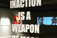 Sarah Maple - Inaction is a weapon of mass destruc
