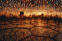 Infinity Mirrored Room - Love Forever, 1966