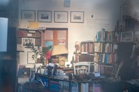 The interior of Atlantis Books. Image courtesy of 1