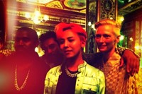 G-DRAGON AT PARIS FASHION WEEK 0