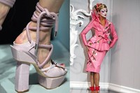 Extreme shoes – Dior couture 2007 #1 21