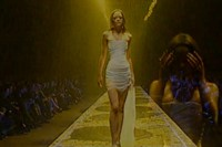 Simon Costin Alexander McQueen SS98Golden Shower 0