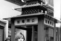 Vogue Jean Shrimpton