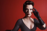 Debi Mazar for Marc Jacobs AW15 7