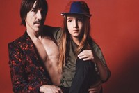 Anthony and Everly Bear Kiedis for Marc Jacobs AW15 4