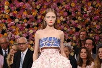 Dior haute couture AW12, photography courtesy of C 5