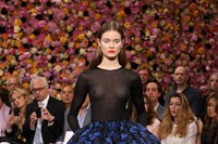 Dior haute couture AW12, photography courtesy of C 4