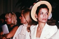 Bianca Jagger Conde.nasty Instagram fashion archive
