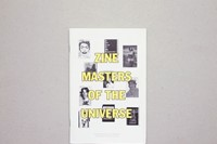 Zine Masters of the Universe Antenne 1
