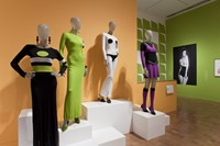 Installation view of The Total Look: The Creative 2