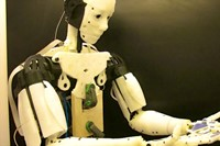 InMoov, the world's first 3D printed life-sized ro 8