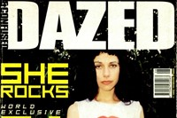 PJ Harvey covers Dazed, August 1998 0