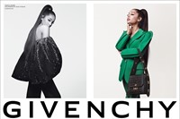 Best pop star fashion campaigns Givenchy Ariana Grande 7