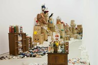 "Song Dong ""Waste Not"", The Curve, 15 Feb – 12 June 6"