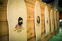 Vault by Vans__Exhibition_Simpsons2 3