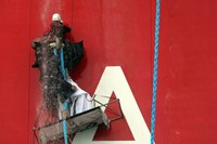 Action Against Gazprom's Arctic Drilling 6