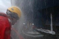 Action Against Gazprom's Arctic Drilling 8