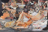 Cecily Brown - Boy with a Cat 2015 0