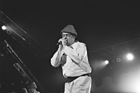 Photograph of Devo by Sarah Fakray. Rest of photog 4