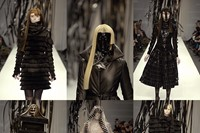 Gareth Pugh AW07-8 collection.