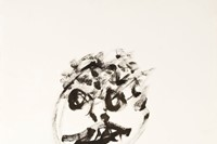 William S. Burroughs, 23, marker and gunshots on p 0