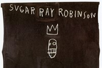 Basquiat-Untitled-Sugar-Ray-Robinson-1982