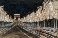 Christo and Jeanne-Claude: Urban Projects 6