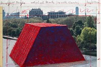 Christo and Jeanne-Claude: Urban Projects 9