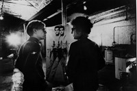 Andy, Bobby and Elvis 1965 © Nat Finkelstein